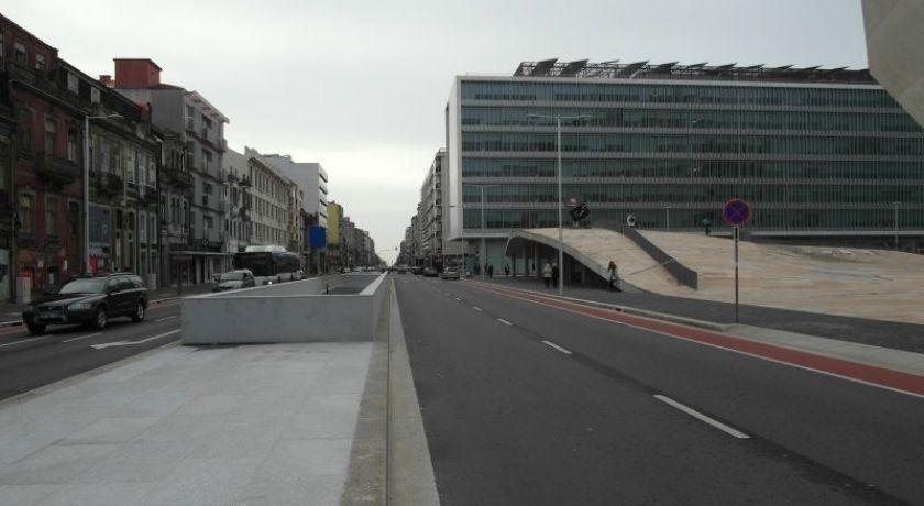 Avenida da Boavista - Oporto Guide